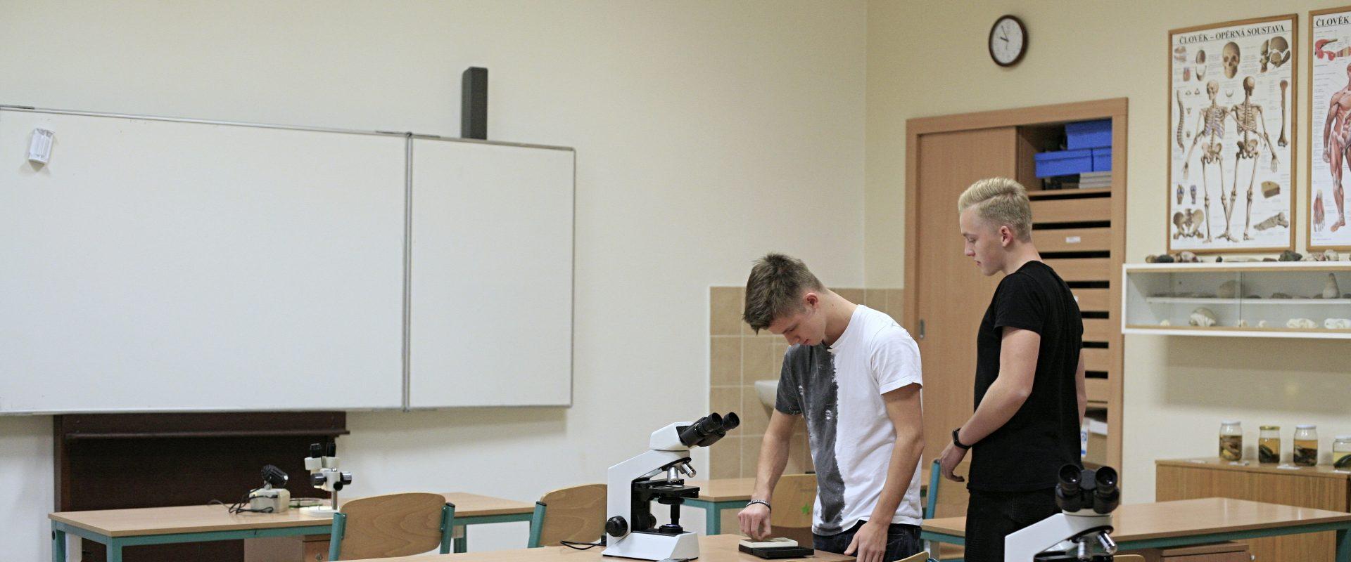 Gymnázium a obchodní akademie Mariánské Lázně, příspěvková organizace